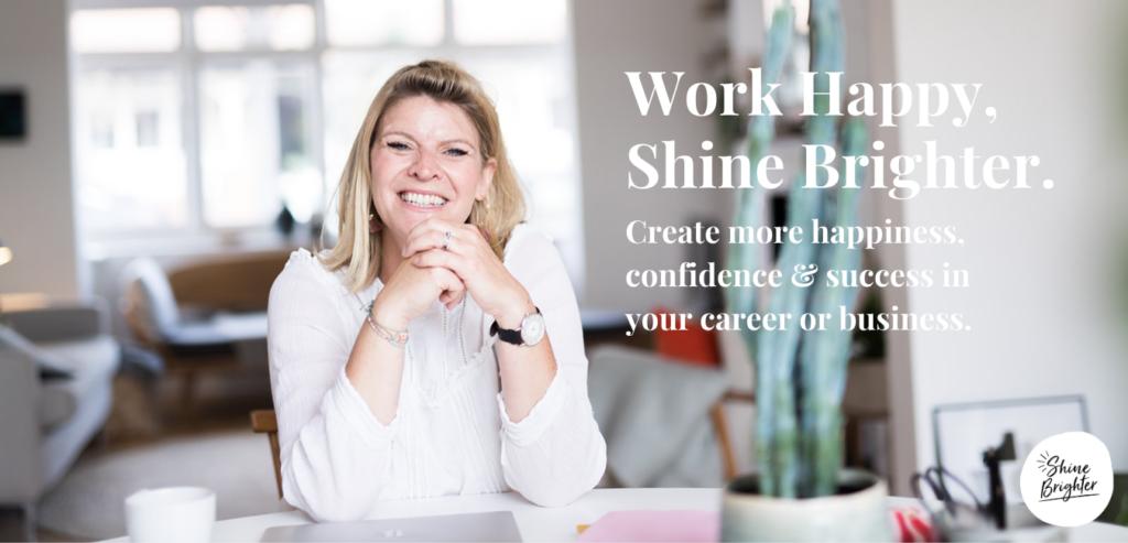 Career Coach Sarah Clarke Shine Brighter