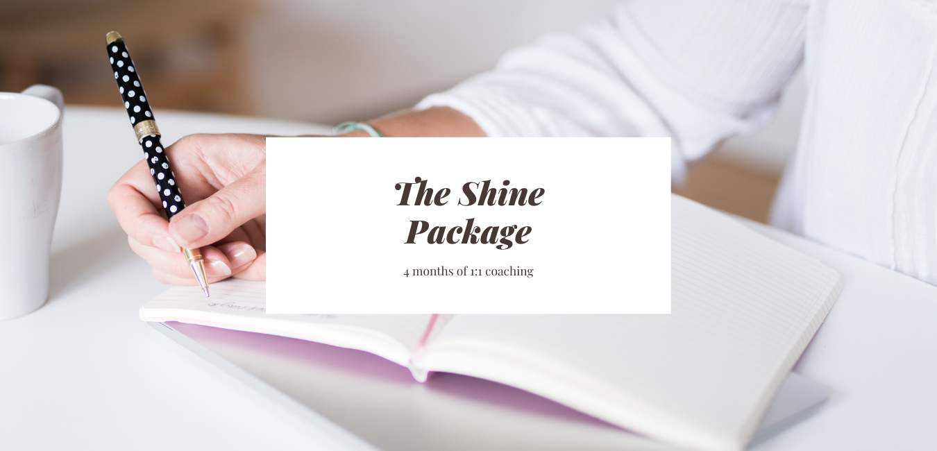 The Shine Package