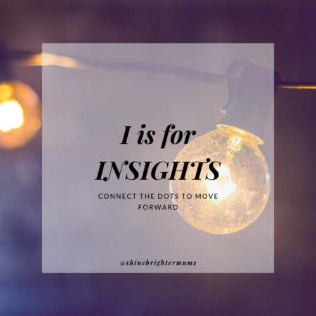I is for insights