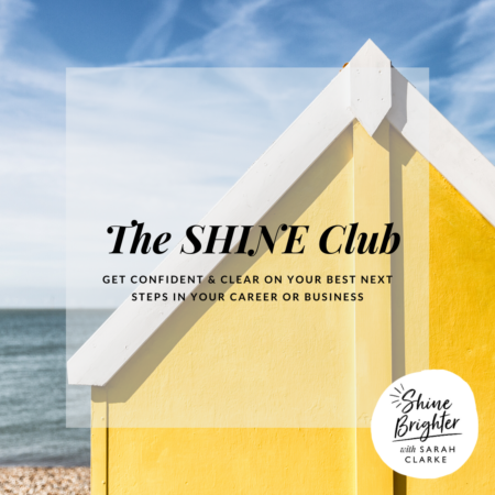 THE SHINE CLUB